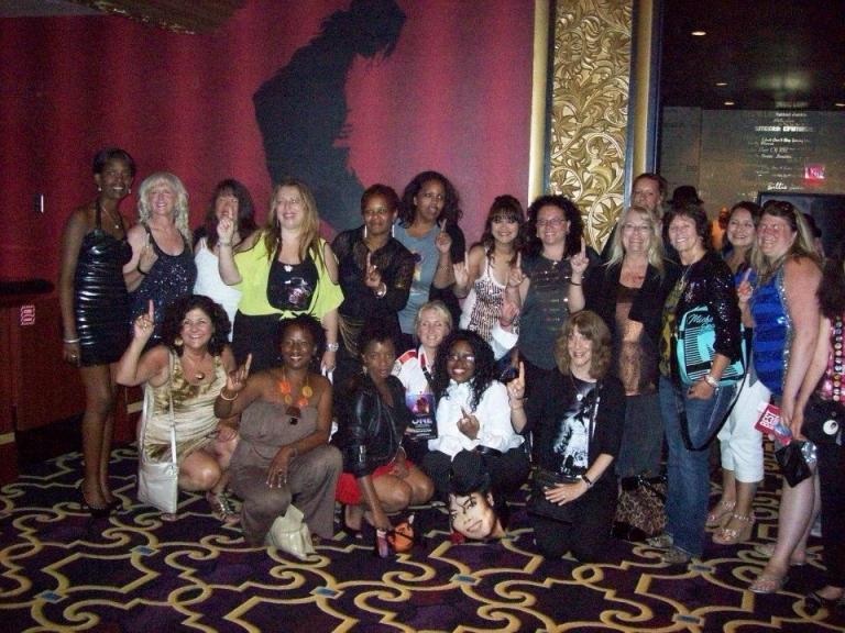 MJFAM week in Vegas