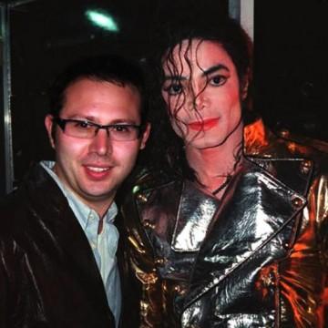 History Tour Paris 1997 Me & Michael