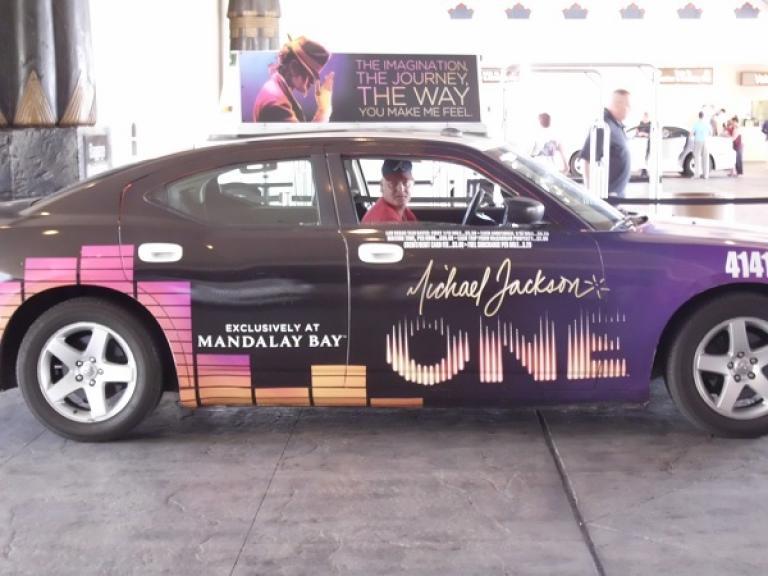 MJ ONE cab