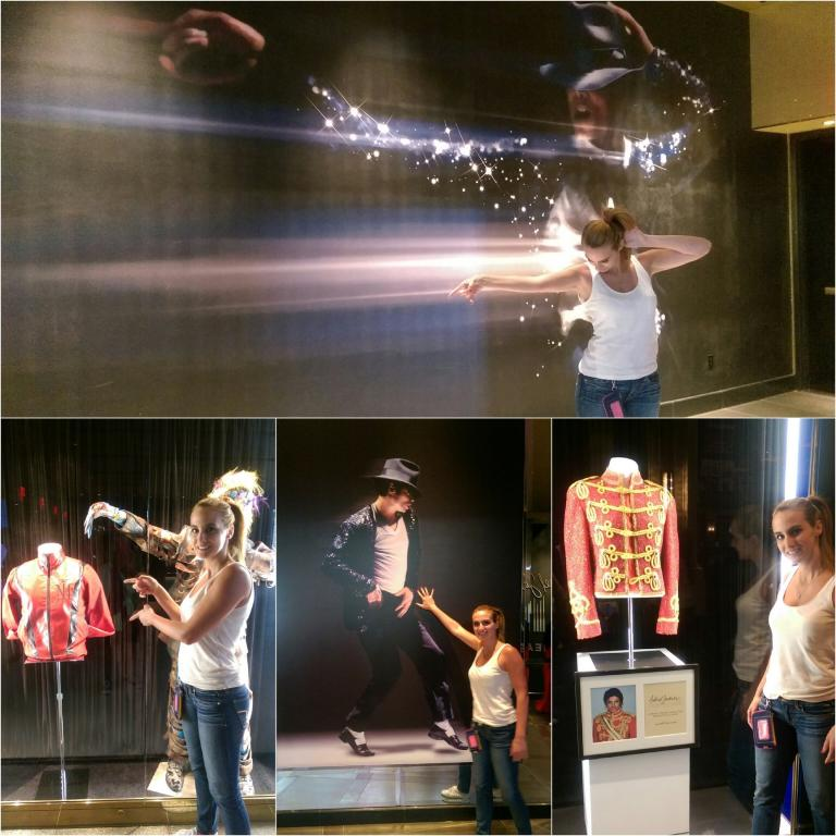 Michael Jackson ONE Theater experience