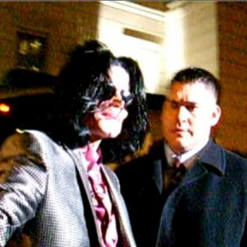 Michael in London 2009 another pic