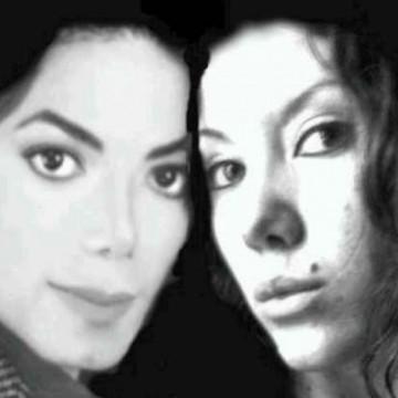 MJ & MISSJACKSON2001