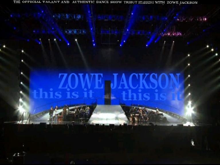 This is it Zowe Jackson