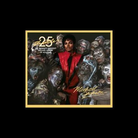 Thriller-25th