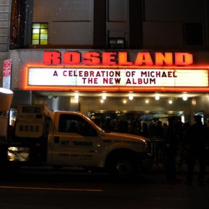 Michael Album Release Party in New York City