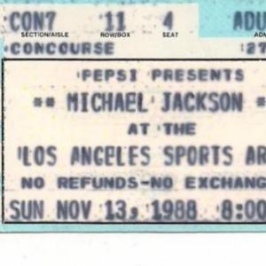 Michael Jackson's Show