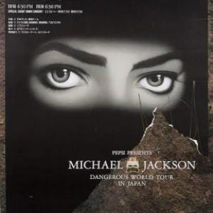 Michael Jackson legendás turnéi