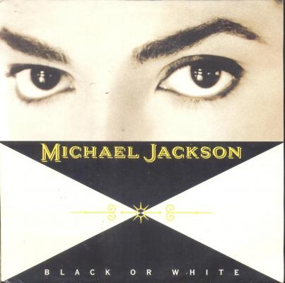 Michael Jackson kislemezborító