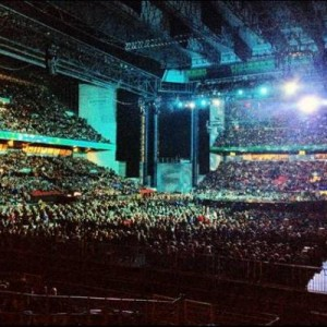 Michael Jackson The Immortal World Tour Sets Attendance Record