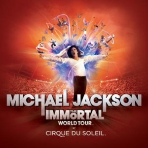 Join The Michael Jackson Newsletter & Get Access To THE IMMORTAL World Tour Presale!