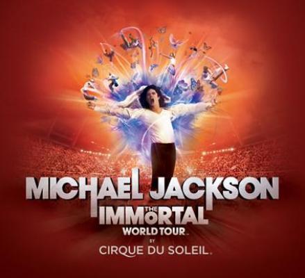 Plus de préventes pour la tournée nord américaine de Michael Jackson THE IMMORTAL – Inscivez-vous à la newsletter !