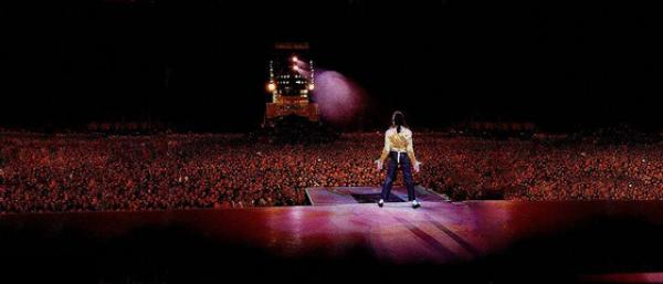 Michael Jackson – July 4, 1992 In Rome, Italy