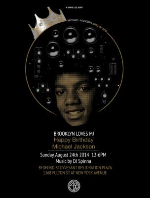 Spike Lee To Host BROOKLYN LOVES MJ Party August 24