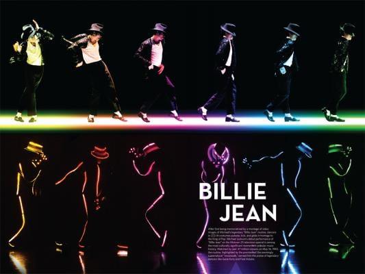 New Souvenir Program For Michael Jackson ONE Available August 29