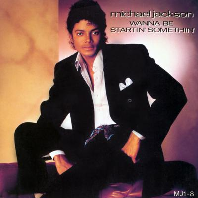 "Michael Jackson's 'Wanna Be Startin' Somethin"" Hits The Charts"