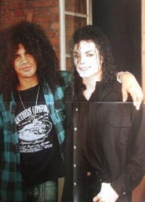 Happy Birthday To Slash!