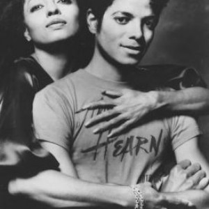 Friendly Friday: Michael Jackson & Diana Ross