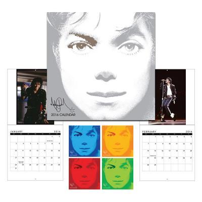 New Michael Jackson 2016 Calendar!