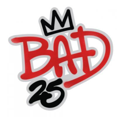 Le 18 septembre, des rééditions « Bad 25 » viennent célébrer le 25ème anniversaire de la sortie de Bad de Michael Jackson