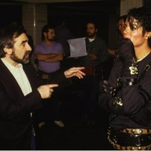 Martin Scorsese and Michael