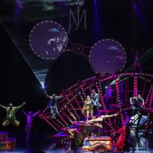 Michael Jackson ONE a Hit for Cirque Du Soleil