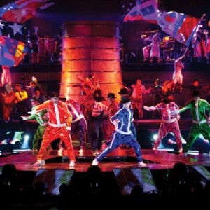 Michael Jackson THE IMMORTAL World Tour at MSG
