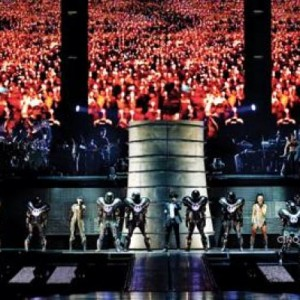 Michael Jackson The Immortal Tour arrive en Chine