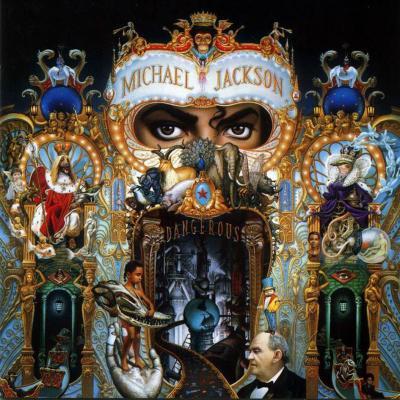 Michael Jackson's 'Dangerous' – The Guardian