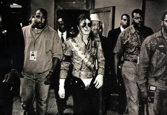 MJ History: Dangerous World Tour