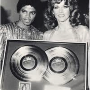 MJ Fact: Off The Wall sold 20 million records!