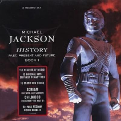 MJ 'HIStory: Past, Present And Future' Hits #1 In 1995