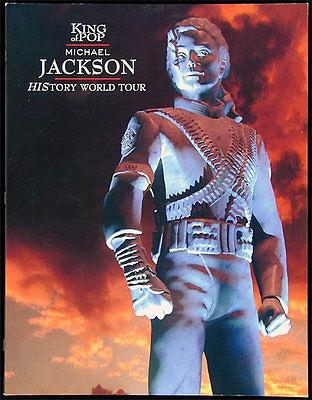 MJ History: The HIStory Tour
