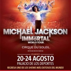 The IMMORTAL World Tour starts tonight in Mexico City!