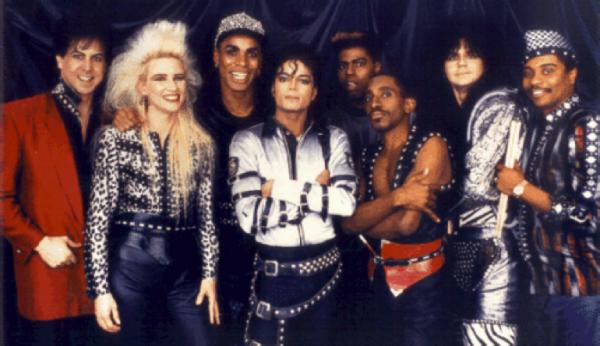Michael Jackson turnéja