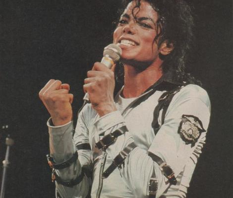 Rolling Stone on Michael in 1992