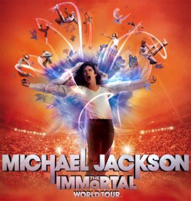 MICHAEL JACKSON THE IMMORTAL nominé pour le prix de la meilleure tournée 2013