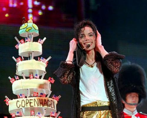 HAPPY BIRTHDAY, MICHAEL!!!
