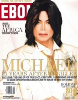Michael Ebony 2007 Cover
