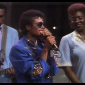 MJ Trivia: James Brown saw Michael Jackson in the crowd