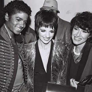 Michael Jackson with Liza Minnelli
