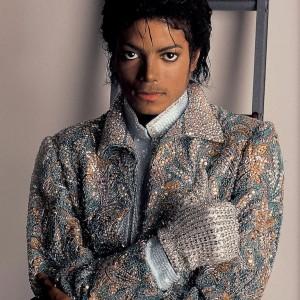 Michael Jackson Promo Photo