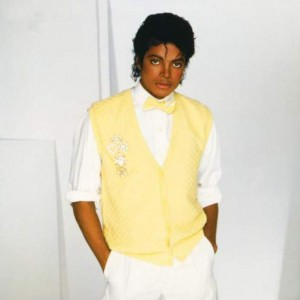 Michael Jackson 'Thriller' Press Photo 2