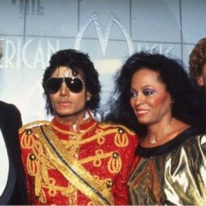 Michael at the 1984 American Music Awards