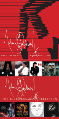 """New Michael Jackson Anthologies """"The Indispensable Collection"""" and """"The Ultimate Fan Extras Collection"""" Available Now Exclusively On iTunes"""