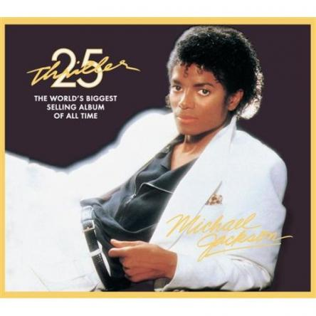 Thriller – 25th Anniversary Edition (CD+DVD)