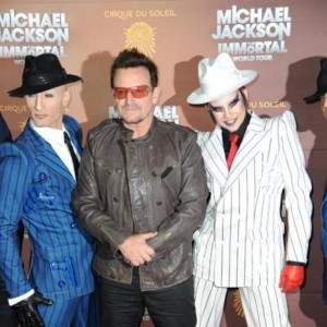 Red Carpet, Michael Jackson THE IMMORTAL World Tour London Premiere, October 12, 2012