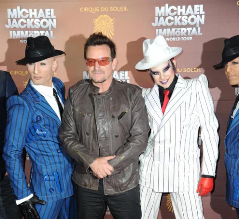 Red Carpet, Michael Jackson THE IMMORTAL World Tour London Premiere, October 12, 2012