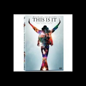 Michael Jackson's This Is It (DVD/Blu-ray)