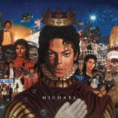 L'album Michael sacré meilleure pochette d'album pop de ces cinq dernières années