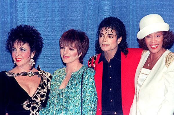 Michael, Elizabeth, Liza, and Whitney